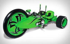 Adult Green machine.