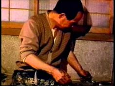 japanese pottery making*