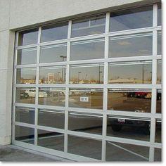Commercial Garage Door Restaurant