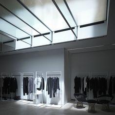 Luisaviaroma store by Claudio Nardi Architects