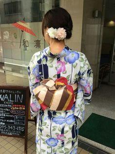 Yukata, Japanese Kimono, Kyoto, Harajuku, Style, Fashion, Kimonos, Swag, Moda