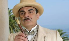 "@ http://www.guardian.co.uk/books/2009/jun/05/two-unpublished-poirot-stories-found          ""Once I was definitely on the firm ground, my brain began to work once more with its normal brilliance.""   -Death in the Clouds, Hercule Poirot"