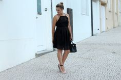 Coco and Jeans: Look | The old/new black dress