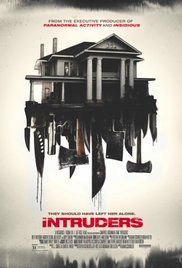 "Intruders Poster - ""Decent story and performances make for a fast-paced and entertaining crime thriller."""