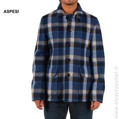 #Jacket #Aspesi -60% on #eluxuryoutlet!!! >> http://www.eluxuryoutlet.it/it/giacchetto-aspesi-34.html