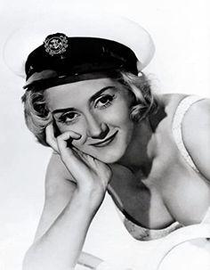 "Liz Fraser / British actress (August 1930 - September ""Double Bunk"" promo still, Liz Fraser as Sandra. Comedy Actors, Actors & Actresses, British Actresses, British Actors, Shirley Eaton, Vintage Television, British Comedy, Latest Images, Rock Music"