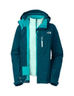 6d1122f22c69 The North Face Women s Jackets  amp  Vests WOMEN S CHEAKAMUS TRICLIMATE JACKET  North Face Sweater