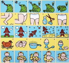 Beelddenken materialen | Adaptief onderwijs | Coreyn.nl Autism Activities, Speech And Language, Speech Therapy, Special Education, Worksheets, Kids Rugs, Album, School, Index Cards
