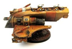 If I ever did a Tau army, I'd have lots of these as I think they are cool models... Of course it is unlikely I'll ever start another army for a GW game.