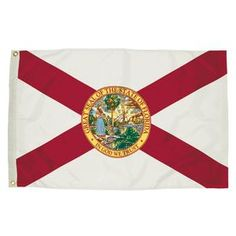5-Ft W X 3-Ft H State Florida Flag 2082051