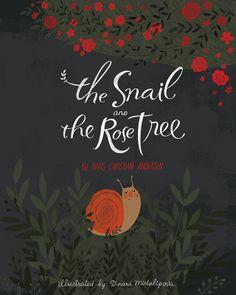 the snail and the rose tree _ mirdinara