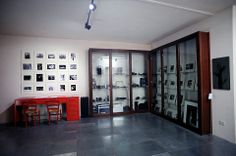 La Bottega Fotografica, la sala posa/sala corsi