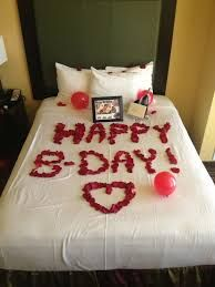 Image Result For Birthday Surprise Ideas Husband At Home Surprises Her
