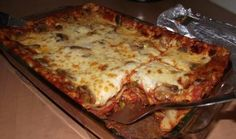 Lasagne  mailly