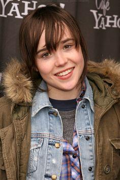 Ellen Page layers