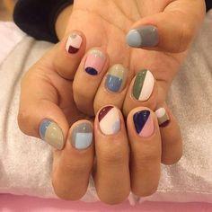 makeup nailart hansen chrome nail makeup and nail makeup nail art nailart nail makeup nail designs makeup design and makeup salon design Nail Design Stiletto, Nail Design Glitter, Minimalist Nails, Funky Nails, Dope Nails, Nail Swag, Ten Nails, Nagellack Trends, Dream Nails