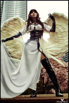 Alexiel from Angel Sanctuary