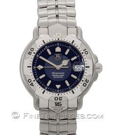 #TAG_HEUER | #Serie_6000 #Chronometer | Ref WH5113 http://t1p.de/uuxm