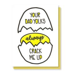 Funny Fathers Day Card, Fathers Day Crafts, Mothers Day Cards, Bday Cards, Funny Birthday Cards, Birthday Puns, Graduation Cards, Birthday Wishes, Dad Puns