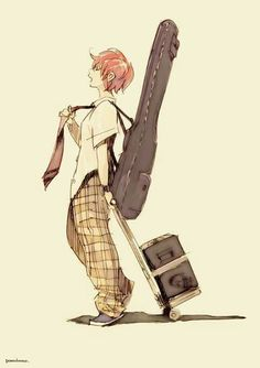anime, art, and boy Bild Manga Art, Manga Anime, Anime Art, Character Inspiration, Character Art, Character Design, Anime Boys, Girl Posters, Estilo Anime