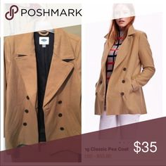 NWOT Pea Coat. This is a never worn old navy Large pea coat I ordered online and never returned. It's Old Navy Jackets & Coats Pea Coats