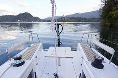 Barca a vela day-sailer / da crociera / con poppa aperta / a doppio timone - E1 - Elan d.o.o. - Video