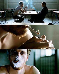 Hunger (2008) dirigido por Steve McQueen y protagonizado por Michael Fassbender. #welovefilms #cine #weareblanko