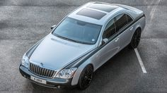 Although I'm sad that Maybach was pulled out of the assembly line, you gotta admit what was one ugly limousine. Sure, it was packed with all he technology and luxury features you could think off and it looked great – … Continue reading → Maybach Car, Cool Numbers, Kahn Design, Mercedes Maybach, Transporter, S Class, Automotive Design, Alloy Wheel, Custom Cars
