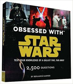 In what detention block was Princess Leia held? What was the diameter of the Death Star? Who retrieved C-3P0's head in the Battle of Geonosis? These questions and more will challenge even the most die-hard Star Wars® fans. Now available in paperback, this bestselling trivia book of 2,500 original questions covering little-known facts, entertaining quotes, and tough trivia from Star Wars® Episodes I–VI is the ultimate test for the true Star Wars® devotee.