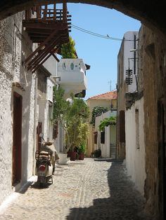 Rhodes Old Town, Greece
