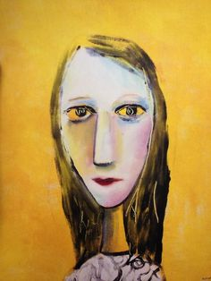 untitled work by Charles Blackman (b. Australian Painting, Australian Artists, Drawing Artist, Painting & Drawing, Arthur Boyd, Picasso And Braque, Henry Thomas, Modern Artists, Op Art