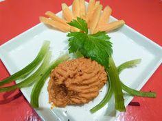 Vica: Vörös lencse pástétom Vegan Party Food, Vegan Bread, Mashed Potatoes, Sandwiches, Beef, Cooking, Ethnic Recipes, Easy, Whipped Potatoes