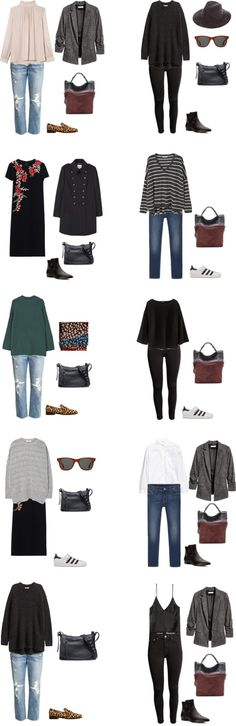 livelovesara - My life in a blog by Sara Watson. Packing list: 14 days in London- Outfit Options 1.Fall 2016