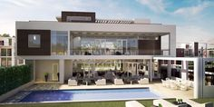 Choose from over 100 customization options and 35 floor plans for a home that's uniquely yours. #MansionsatDoral http://www.af-realty.com/building/the-mansions-at-doral