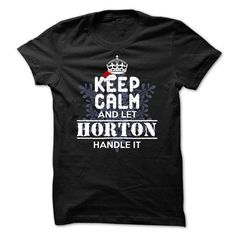 Awesome Tee HORTON  -Special For Christmas Shirts & Tees