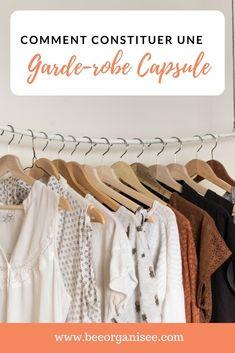constituer une garde-robe fonctionnelle : la garde-robe capsule