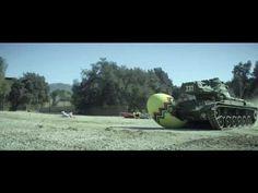 Will It Crush? - YouTube #arnold #schwarzenegger #tank #crush #help #california #movie #star