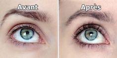 castor oil for eyelashes growth Beauty Tips For Face, Diy Beauty, Beauty Hacks, Beauty Ideas, Oil For Eyelash Growth, Castor Oil Eyelashes, Dyi, Tonne, Make Up
