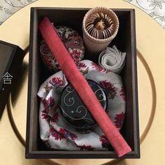 水円舎 ハウツー茶箱 茶箱あそび 水円舎日記 – 水円舎-suiensha- How To Make Tea, Tea Ceremony, Wabi Sabi, Journaling, Minimal, Japan, Coffee, Tea Cups, Kaffee