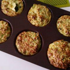 Cuisine végétarienne Galettes de courgettes et flocons d'avoine - Galettes