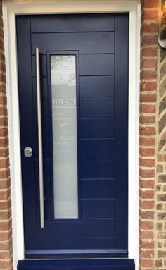 Home Security Doors London, Premium Secure Entrance Door- Cerberus Doors Door Sets, Security Door, House Front, Modern Door, Modern Garage Doors, Entrance Doors, Front Door, Custom Door, Doors