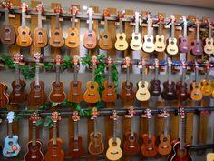 Ukuleles. Like In Dreams. http://shockts.com/martin-ukulele-for-sale/ #ukuleles