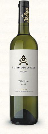 Curatolo Arini Single Vineyard Zibibbo 2012