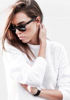 Ray Ban Wayfarer Sunglasses Only $12 #Ray #Ban #Wayfarer RB Wayfarer! 2015 Women Fashion Style From USA Glasses Online.
