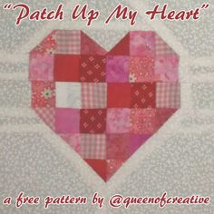 PP Patch Up My Heart block 5'' & 10''