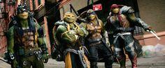 Confira o primeiro trailer de Tartarugas Ninjas 2: Fora das Sombras
