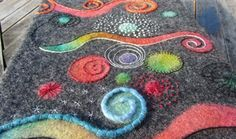 Wonderful felted stuff ... just have a look!