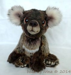 medvídek Ko Lala cm) / Zboží prodejce ivi-na Teddy Bear, Animals, Animales, Animaux, Teddy Bears, Animal, Animais