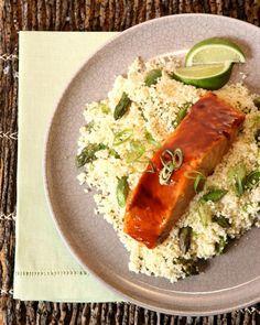 Asparagus Couscous Recipe