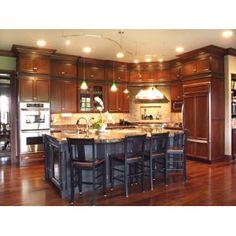 Epoca kitchen, Ovation Cabinetry